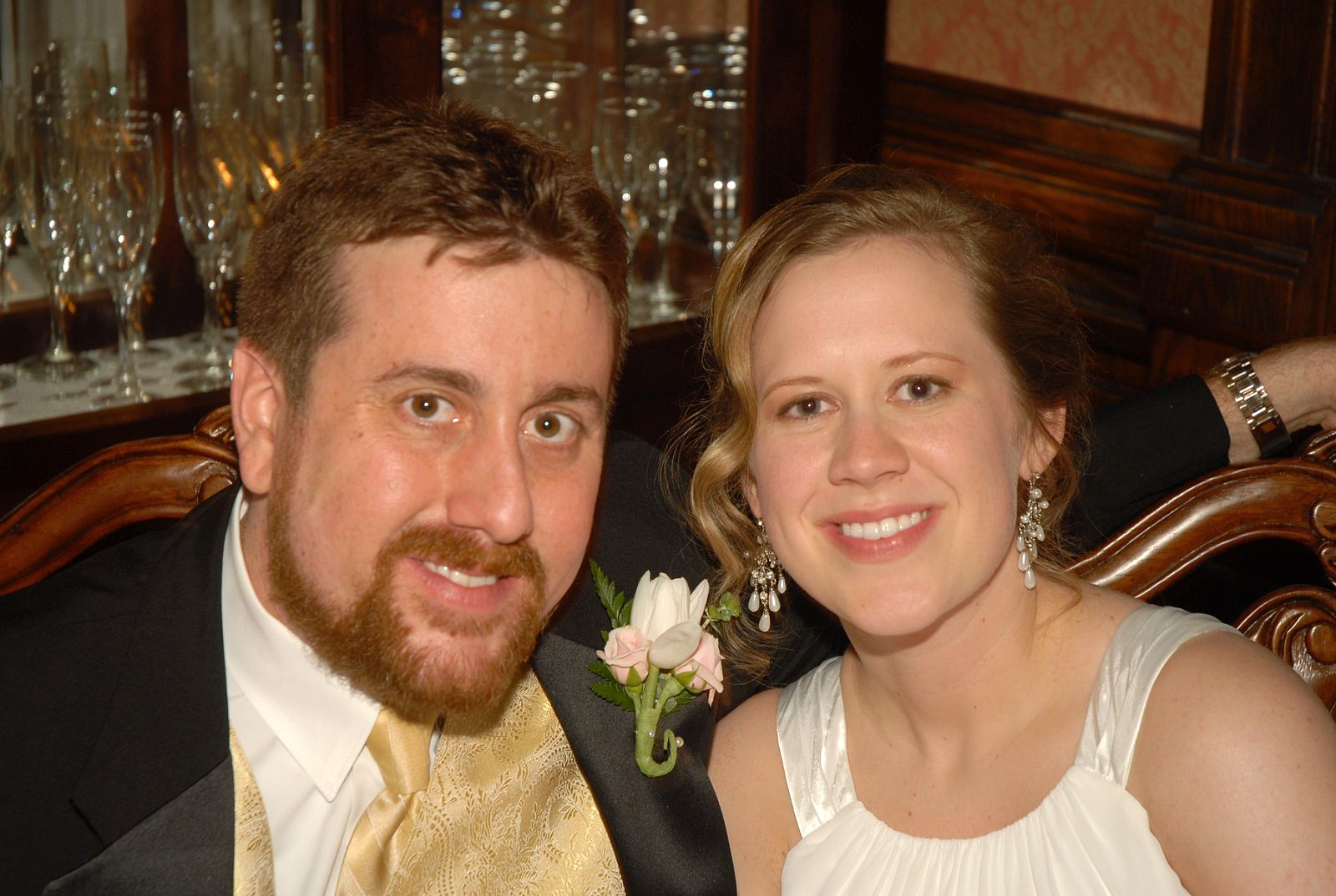 Mike & Tiffany, Married on March 17, 2009